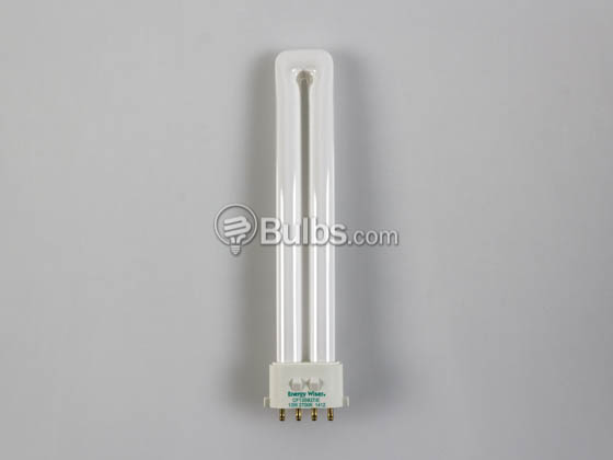 Bulbrite 524413 CF13S827/E 13W 4 Pin 2GX7 Very Warm White Single Twin Tube CFL