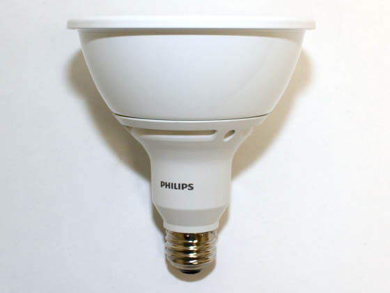 Philips Lighting 421214 19PAR38/END/F25 2700 DIM Philips 120 Watt Equivalent, 19.5 Watt, 120 Volt DIMMABLE 45,000-Hr 2700K Warm White LED PAR38 Bulb