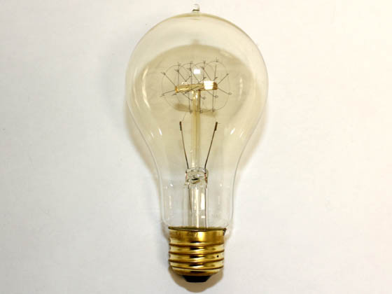Bulbrite 132530 NOS25-VICTOR/A21 25W 120V A21 Nostalgic Decorative Bulb, E26 Base