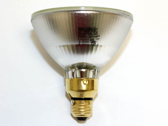 Philips Lighting 419457 53PAR38/EV/SP10 (120V) Philips 53 Watt, 120 Volt Halogen PAR38 Long Life Spot