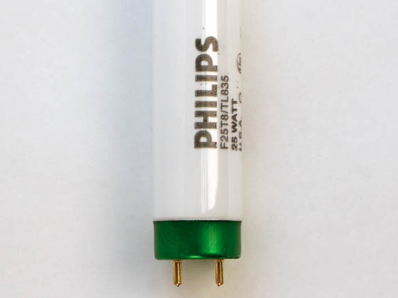 Philips Lighting 281907 F25T8/TL835/ALTO Philips 25W 36in T8 Neutral White Fluorescent Tube