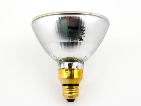 Philips Lighting 238493 55PAR38/IRC+/WFL40 120V Philips 55W 120V Halogen Infrared PAR38 Long Life Wide Flood