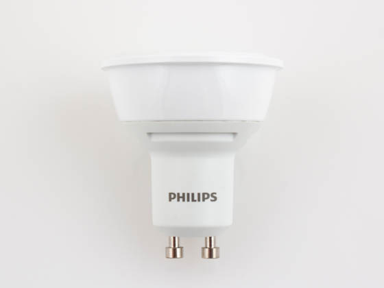 Philips Lighting 423509 6PAR16/END/F25 3000 DIM 10/1 Philips 50 Watt Equiv., 6 Watt, 120 Volt DIMMABLE 25,000-Hr 3000K Soft White Narrow Flood Lamp with GU10 Base