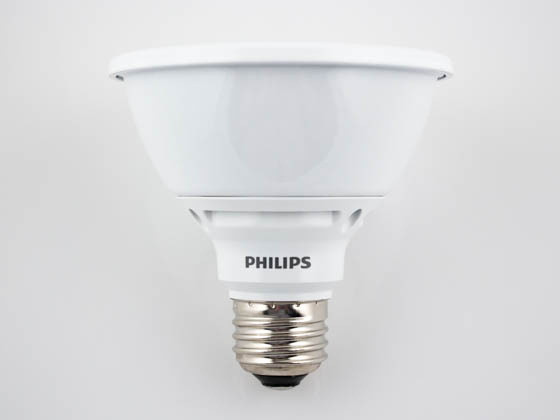 Philips Lighting 423475 13PAR30S/END/F36 3000 DIM SM Philips 75 Watt Equivalent, 13 Watt, 120 Volt DIMMABLE 25,000-Hr 3000K Soft White LED PAR30/S Bulb