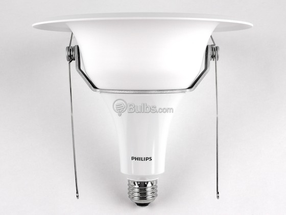 "Philips Lighting 423517 15DL6/END/F90 2700 DIM 6/1 Philips 15 Watt, 75W Halogen Equivalent, DIMMABLE 6"" LED Recessed Downlight"