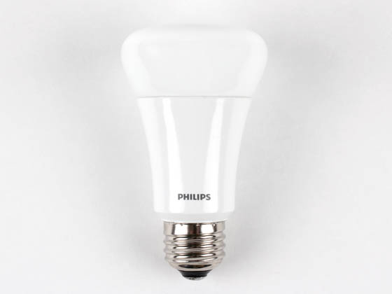 Philips Lighting 423483 7A19/END/2700 DIM 6/1 Philips 40 Watt Equiv., 7 Watt, 120 Volt Dimmable 2700K Warm White Omni-Directional LED A-19 Lamp