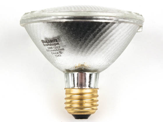 Bulbrite 683430 H39PAR30NF/ECO/2PK 39 Watt, 120 Volt PAR30 Halogen Flood