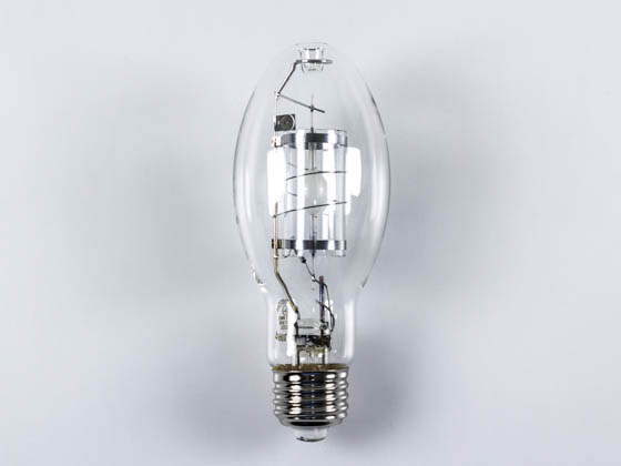 Philips Lighting 429936 MHC100/U/MP/4K ELITE Philips 100W Clear Protected ED17 Cool White Metal Halide Bulb