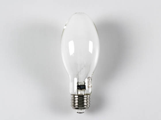 Philips Lighting 423715 MHC100/C/U/MP/3K ELITE Philips 100W Frosted ED17 Protected Soft White Metal Halide Bulb