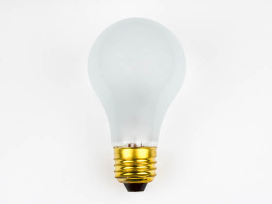 Bulbrite 120075 75A/220 (220V) INDUSTRIAL USE 75W 220V A19 Frosted Bulb, E26 Base