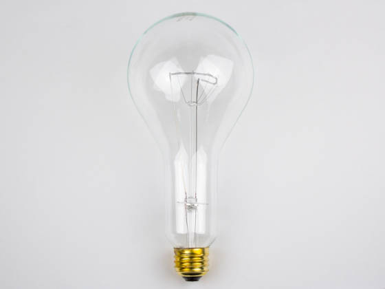 Topaz Lighting 300PS30/CL 300M/PS30/CL Topaz 300W 120V to 130V PS30 Clear E26 Base