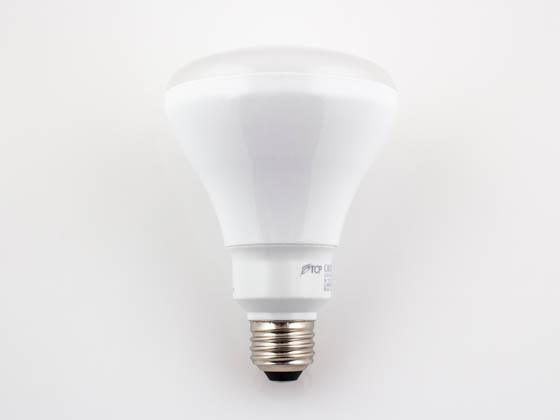 TCP LED12BR30D41K Dimmable 12W 4100K BR30 LED Bulb