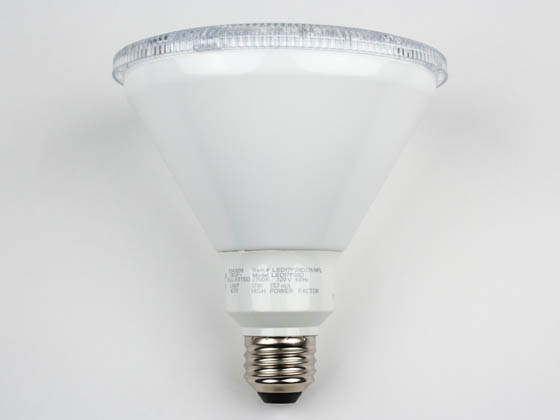TCP LED17P38D27KNFL Dimmable 17W 2700K 25° PAR38 LED Bulb, Wet Rated