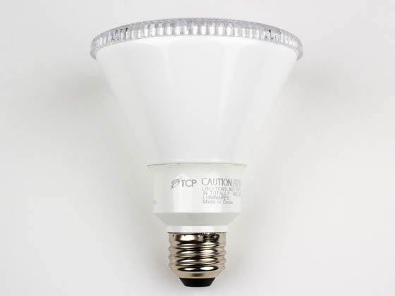 TCP LED14P30D30KFL Dimmable 14W 3000K 40° PAR30L LED Bulb