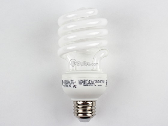 GE GE47709 FLE26HT3/6PK 100W Incandescent Equivalent, ENERGY STAR Qualified.  26 Watt, 120 Volt Warm White CFL Bulb. Sold in 6-Packs, Priced Per Bulb.