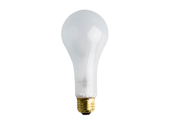 Bulbrite 100201 200A/HL 200W 120V A23 Frosted E26 Base