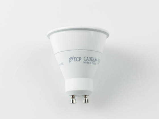 TCP LED7MR16GU1030KNFL Dimmable 7W 3000K 20° MR16 LED Bulb, GU10 Base