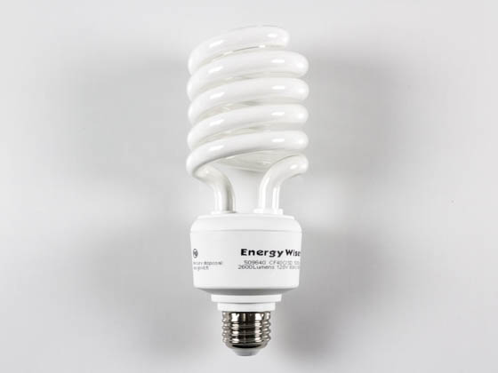 Bulbrite 509640 CF42C/SD 40W Bright White Spiral CFL Bulb