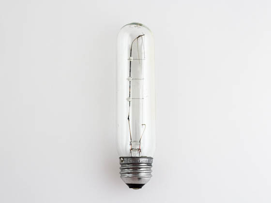 Philips Lighting 138156 (Safety) 40T10  (120-130V) Philips Safety Coated 40W 120V to 130V 40T10 Clear Tube E26 Base