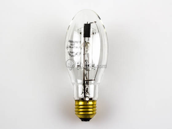 Sylvania 64417 MP100/U/MED 100W ED17 Protected Pulse Start Metal Halide Bulb