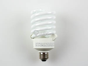 TCP TEC48942-65 4894265K 42W Long Life High Lumen Daylight White Spiral CFL Bulb