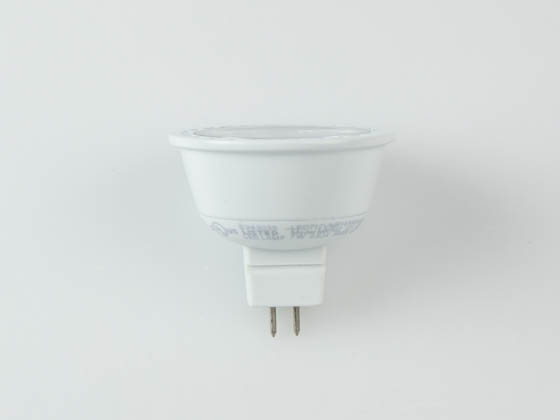 TCP LED712VMR16930KNFL Dimmable 7W 90 CRI 3000K 20° MR16 LED Bulb, GU5.3 Base