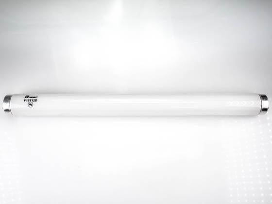15 Watt, 18 Inch T12 Daylight White Fluorescent Bulb | F15T12D-14 ...