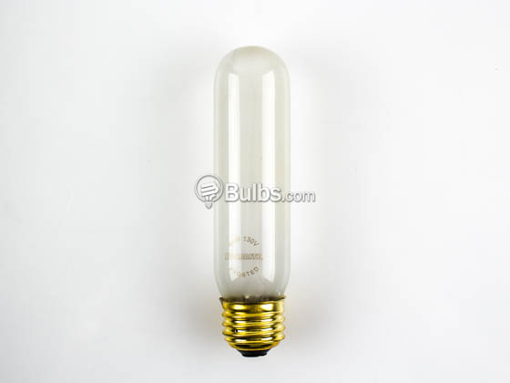 Bulbrite 704240 40T10F/HO Frosted 40W 130v 40T10 Incandescent Bulb, E26 Base