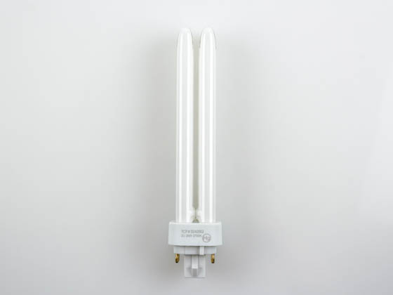 TCP 32426Q 26W 4 Pin Warm White Quad Double Twin Tube CFL Bulb