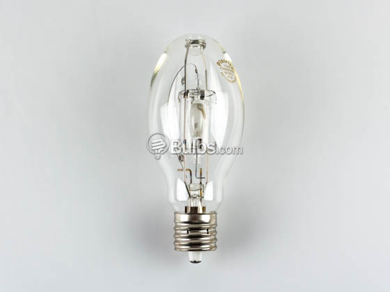 Plusrite 1607 MP175/ED28/PS/BU/4K 175W ED28 Pulse Start Protected Base up MH Bulb