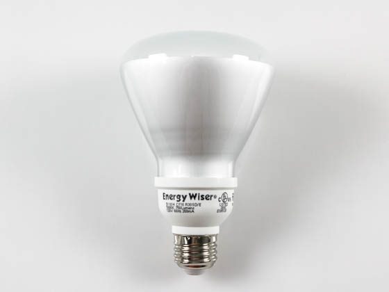 Bulbrite 511614 CF16R30SD/E 16W R30 Bright White CFL Bulb, E26 Base