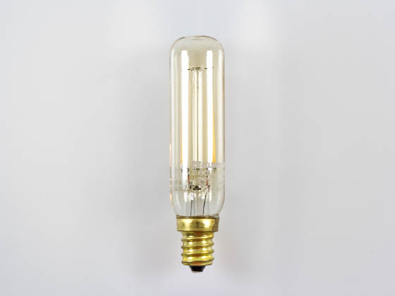 Hid Light Bulbs >> Bulbrite Dimmable 2W 2200K Vintage T6 Filament LED Bulb | LED2T6/22K/FIL-NOS | Bulbs.com