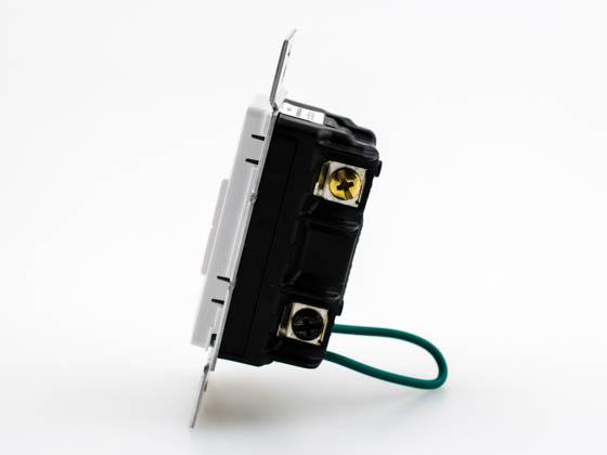 lutron maestro wireless single pole 3 way cfl led dimmer white 150 watt cfl led 600 watt. Black Bedroom Furniture Sets. Home Design Ideas