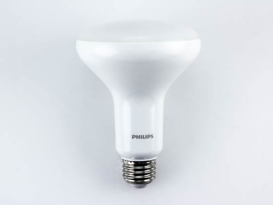 Philips Lighting 457044 9BR30/LED/827-22 DIM 120V Philips Dimmable 9W Warm Glow 2700K to 2200K 9W BR30 LED Bulb