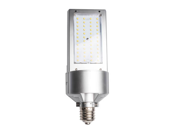 Light Efficient Design LED-8089M50 80 Watt 5000K Wallpack Retrofit LED Bulb, Ballast Bypass