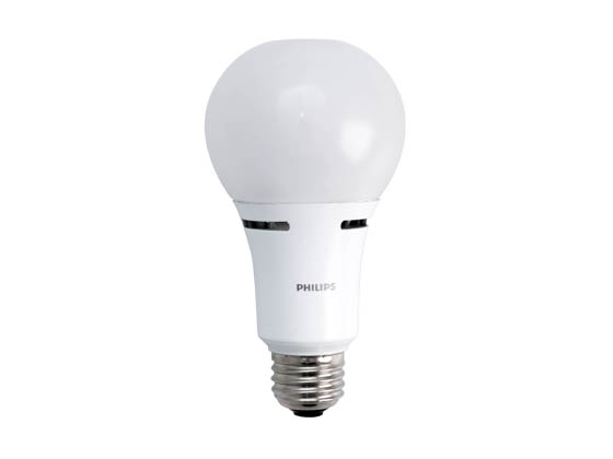Philips Lighting 459115 18A21/LED/827-22 DIM 120V Philips Dimmable 2700K to 2200K 18W A21 LED Bulb