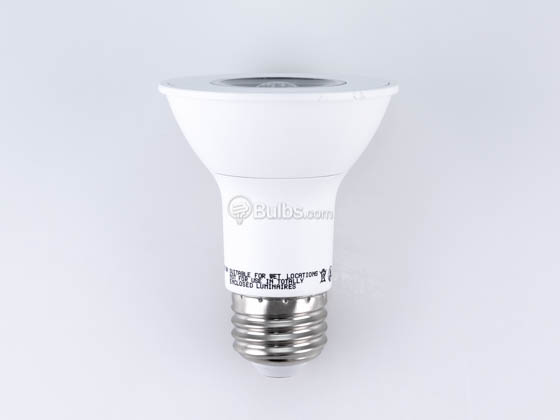 Lighting Science FG-02421 LSPro 20 50WE WW NFL 120 BX Dimmable 9W 90 CRI 3000K 25° PAR20 LED Bulb, Wet Rated