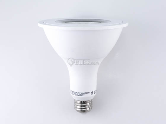 Lighting Science FG-02437 LSPro 38 120WE W27 FL 120 BX Dimmable 19W 90 CRI 2700K 40° PAR38 LED Bulb, Wet Rated
