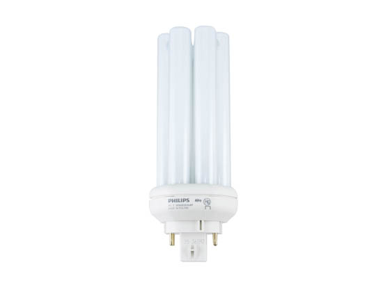 Philips Lighting 458257 PL-T 26W/30/4P/ALTO  (4-Pin) Philips 26W 4 Pin GX24q3 Soft White Triple Twin Tube CFL Bulb
