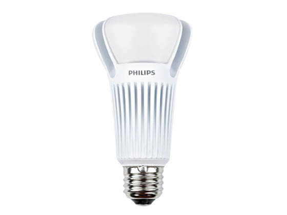 Philips Lighting 451906 19W AmbientLED A21 2700K E26 ES NP Philips Dimmable 19W 2700K A21 LED Bulb