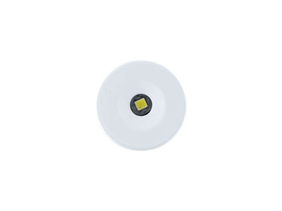 Lumitec Lighting 101228 Echo Courtesy/Accent/WW Echo Marine Dimmable Flush White Trim Warm White LED Light