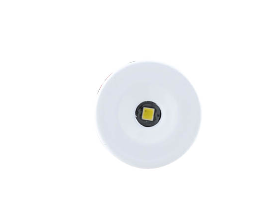 Lumitec Lighting 112223 Echo Courtesy/Accent Echo Marine Dimmable Flush White Trim White LED Light