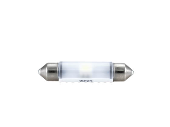 Philips Lighting 43mm LED 128026000KB1 Philips LED 43mm Vision Mini Festoon Interior Auto Bulb