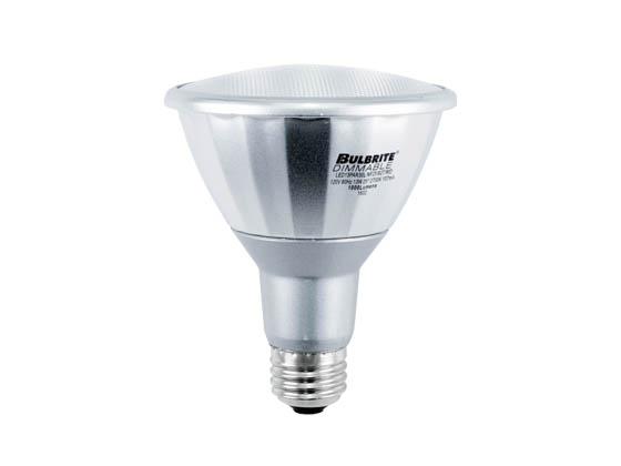 Bulbrite 772731 LED13PAR30L/FL40/827/WD Dimmable 13W 2700K 40° PAR30L LED Bulb, Wet Rated