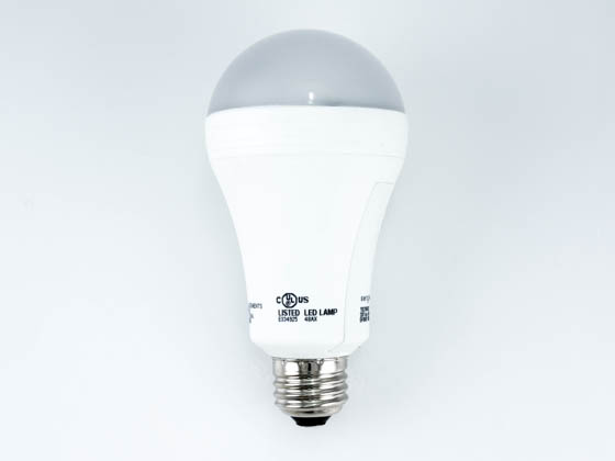 Sengled EB-A19NAE26W Everbright Non-Dimmable A19 LED Bulb with Backup Battery