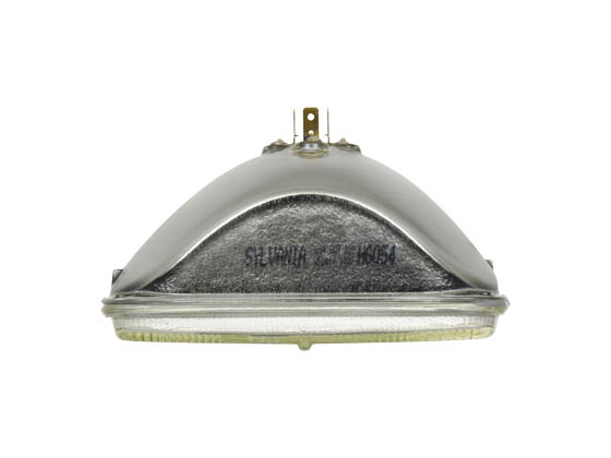 Sylvania 30832 H6054.BX EN-SP-FR  1/SKU  6/CS H6054 Basic Sealed Beam Auto Bulb
