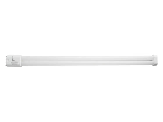 Lunera Lighting 932-00062 HN-PLL-D-22-22W-840-G1 Lunera 22W, 4000K 4-Pin Dimmable Long Single Twin Tube PL-L LED 2G11 Base Bulb, Ballast Compatible