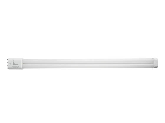 Lunera Lighting 932-00060 HN-PLL-D-22-22W-830-G1 Lunera 22W, 3000K 4-Pin Dimmable Long Single Twin Tube PL-L LED 2G11 Base Bulb, Ballast Compatible
