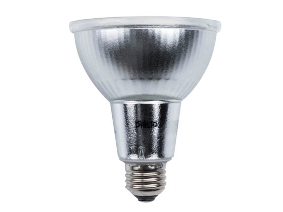Philips Lighting 467845 12PAR30L/AMB/F40/827/DIM ULW Philips Dimmable 12W 2700K 40° PAR30L LED Bulb, Outdoor Rated