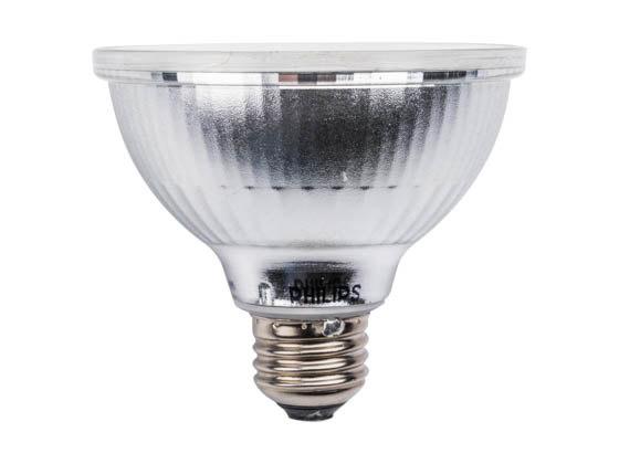 Philips Lighting 467928 12PAR30S/AMB/F40/840/DIM ULW Philips Dimmable 12W 4000K 40° PAR30S LED Bulb, Outdoor Rated